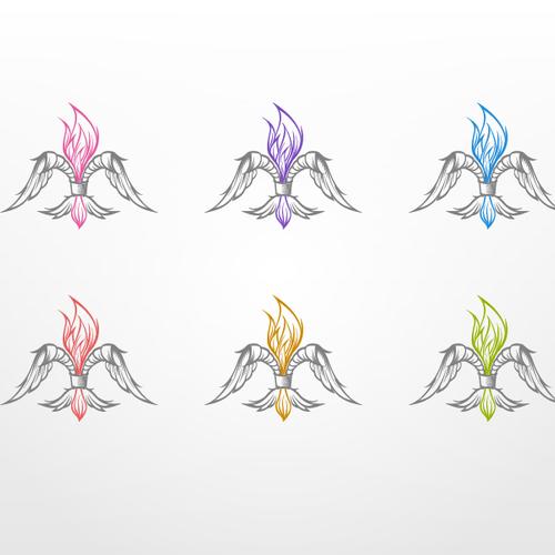 Runner-up design by Wenwen