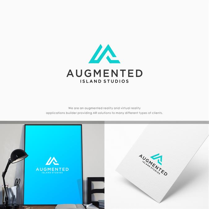 Augmented Reality Studio needs a logo | Logo design contest