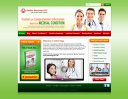 Web page design by LuminousEye