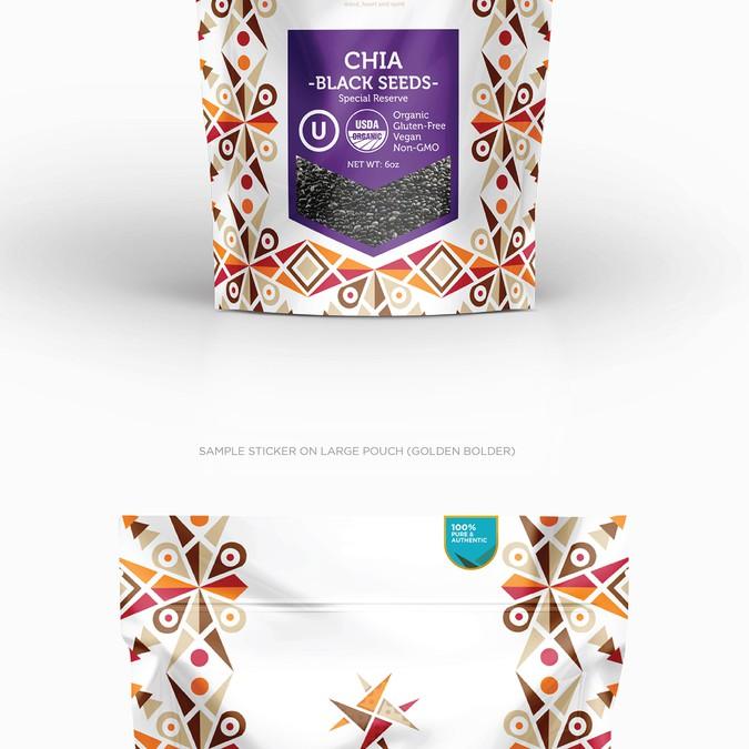 Winning design by Surya Marley