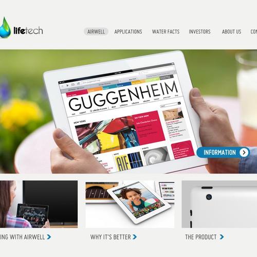Design finalista por JUMedia