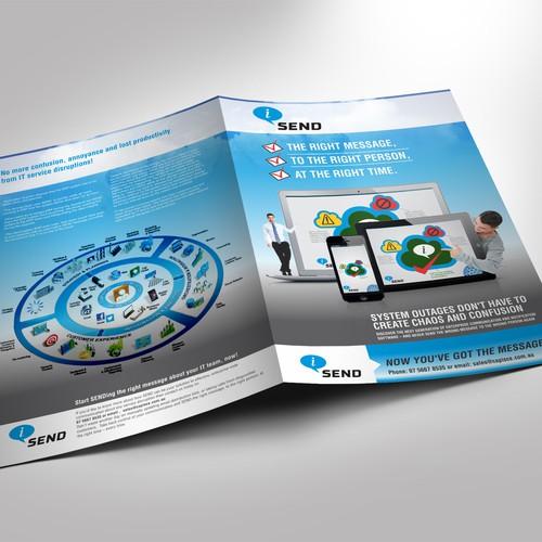 Runner-up design by MediaGraphix