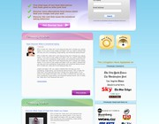 Wordpress theme design by denirachmadi