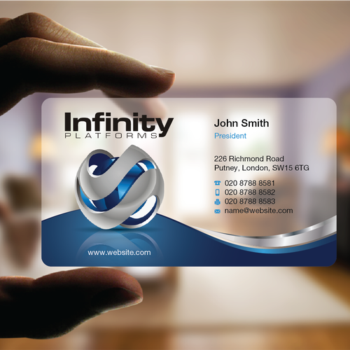 New Software Company Needs Business Card Design Business Card Contest 99designs