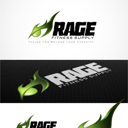 Runner-up design by RGB Designs