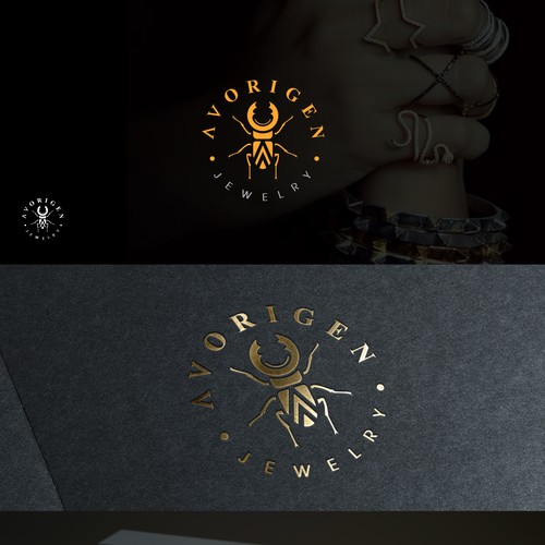 Runner-up design by adriangfx
