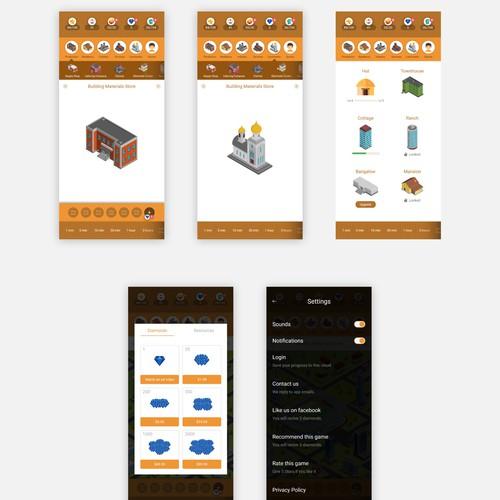 Diseño finalista de Ultimate Designerzz