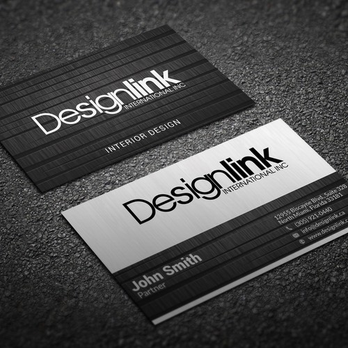Develop A Business Card For A Dynamic Interior Design Firm Business Card Contest 99designs