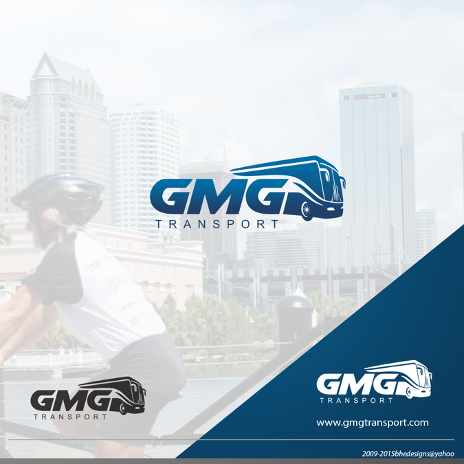 Guaranteed Create A Capturing Busmotorcoach Logo For Gmg