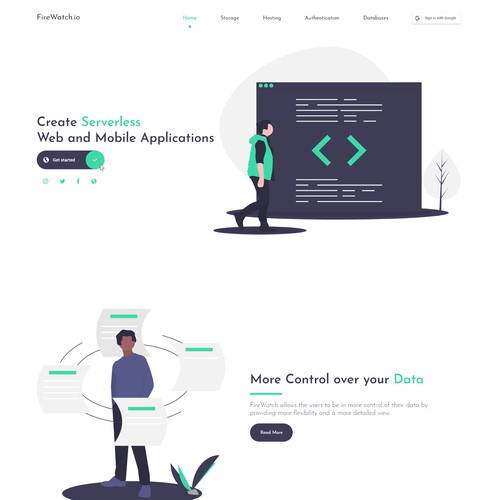Runner-up design by SafeerAhmed