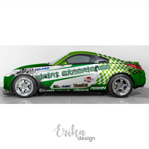 Runner-up design by ERIKA_design