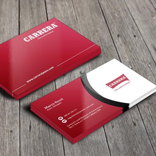Runner-up design by Designer JNSH