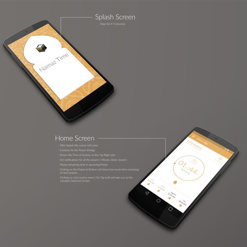 Runner-up design by XPERTO SOLUTIONS
