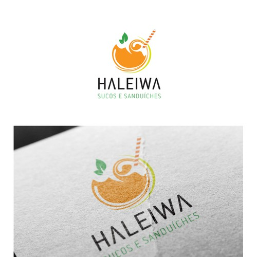 Logo for a company that of the food industry (health eating and fresh squezeed juices) Design por Anna´s Atelier