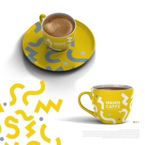 Runner-up design by Saverio Wongher ™