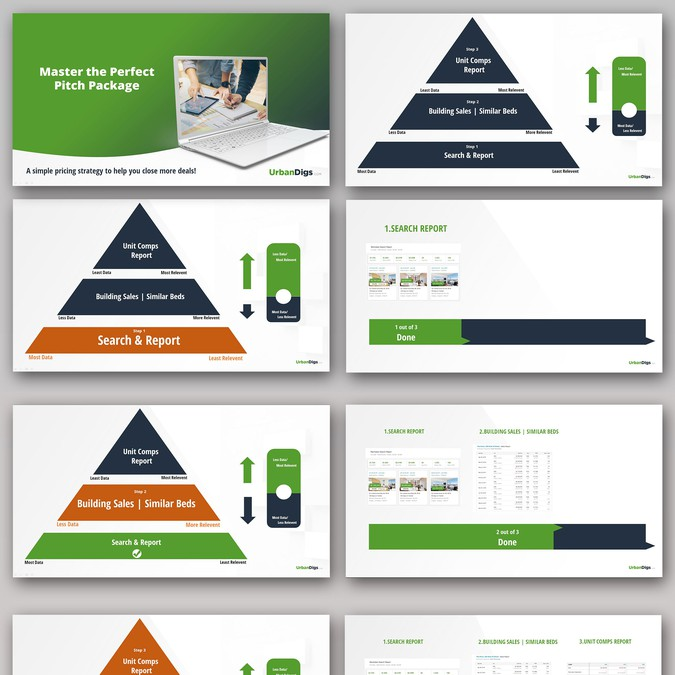 design short training ppt for nyc real estate agents