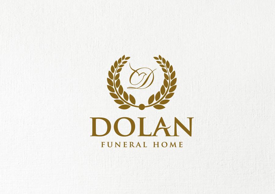 Stunning funeral home logo design gallery interior for Home logo design ideas