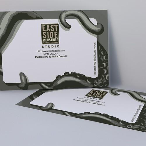 Diseño finalista de Paper Street Studios