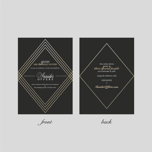 Runner-up design by JoAlfieDesign