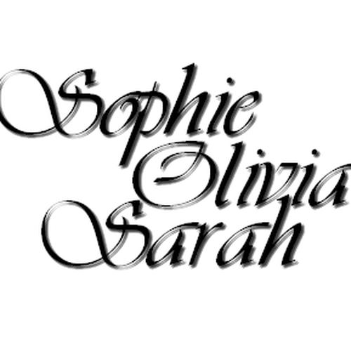 Diseño finalista de Maddie Sasha