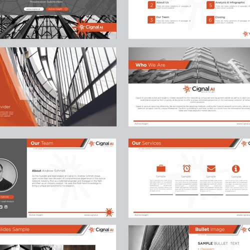 how to create a powerpoint template from an existing presentation