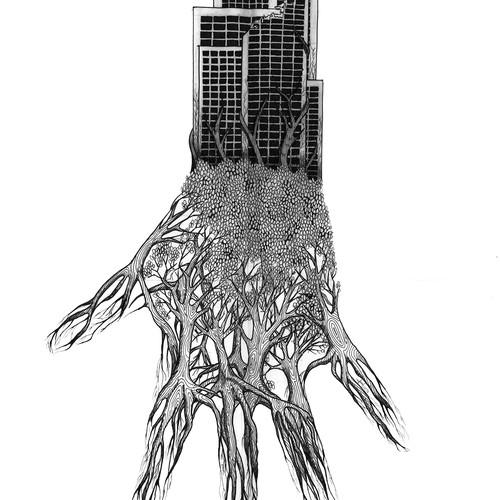 Diseño finalista de Anxel Carramal