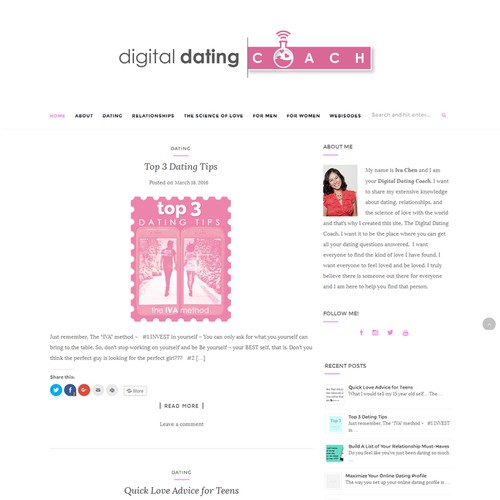 Digital dating guide