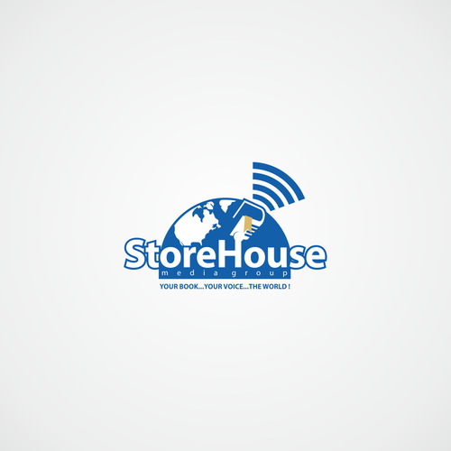 Design a captivating logo for Storehouse Media Group ... - photo#44