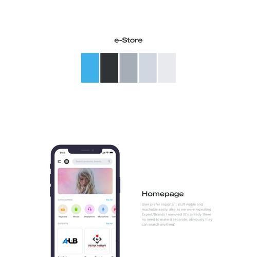 Diseño finalista de Simply Ali