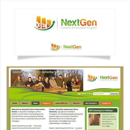 Runner-up design by Grant design