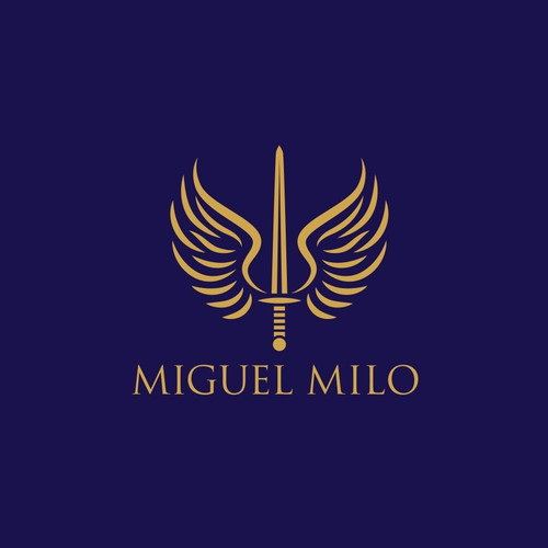 Personalise the Archangel Michael symbol for MIGUEL MILO ...