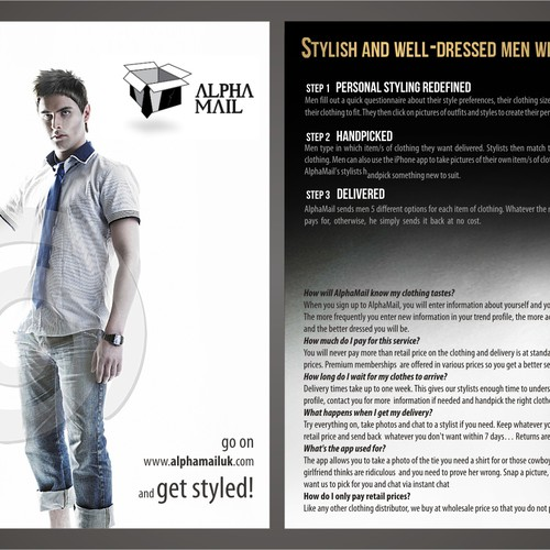 Runner-up design by Neonka