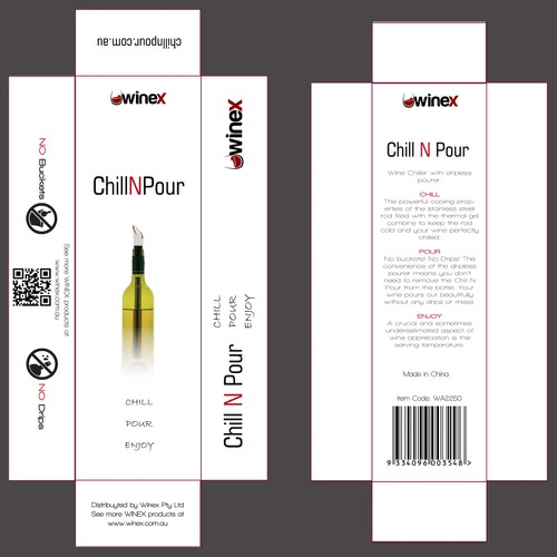 Diseño finalista de Bracalone