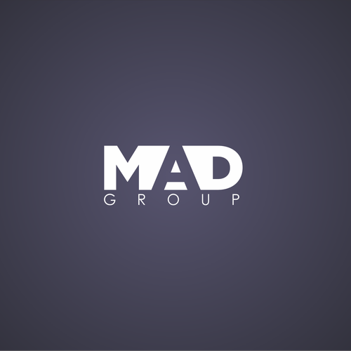 mad group logo for a young corporation logo design contest