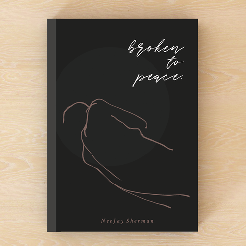 Poetry Book Cover Up : Create design for poetry book cover contest