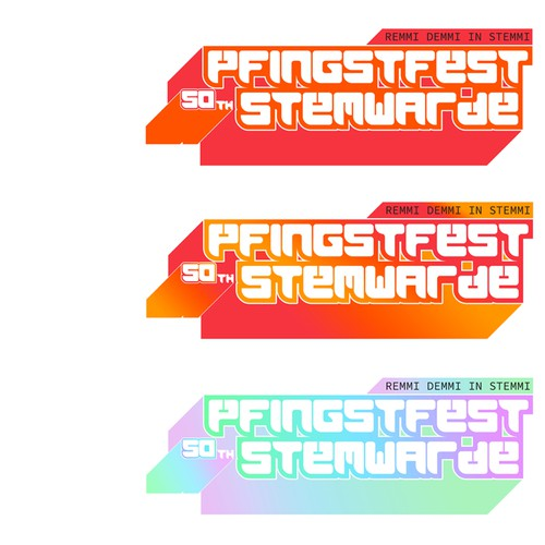 Design finalista por franznoise