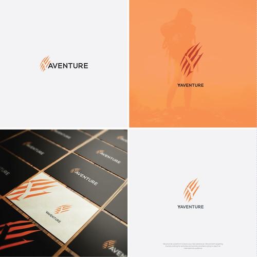 Runner-up design by Designine