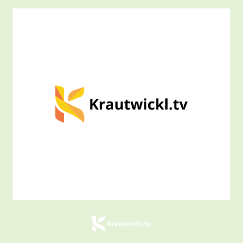 A Logo For Web Tv Channel Krautwickl Tv Logo Design Contest