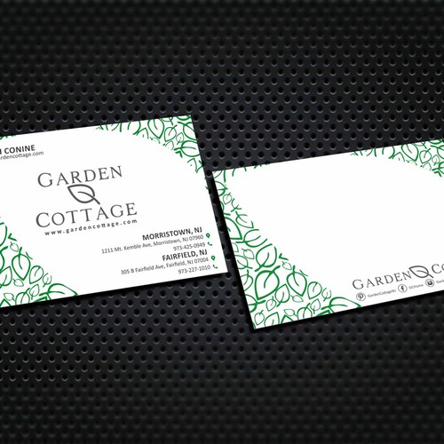 Bussiness cards 2015 logo business card contest runner up design by mengejar pagi reheart Image collections
