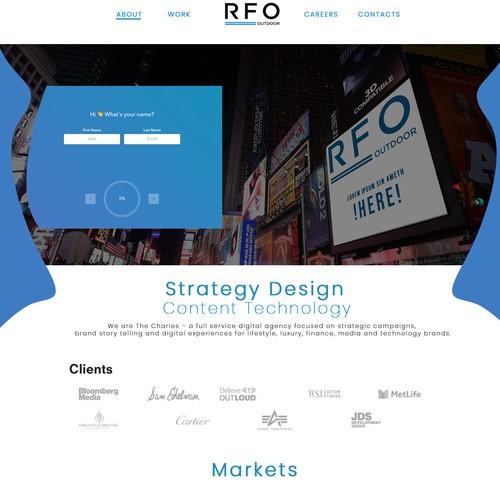 Diseño finalista de GW Design