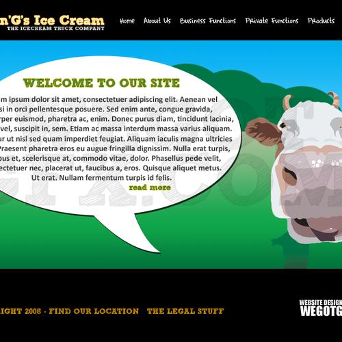 Diseño finalista de WeGotGfx
