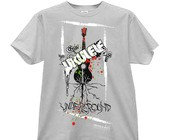 T-shirt design by fourscore kien
