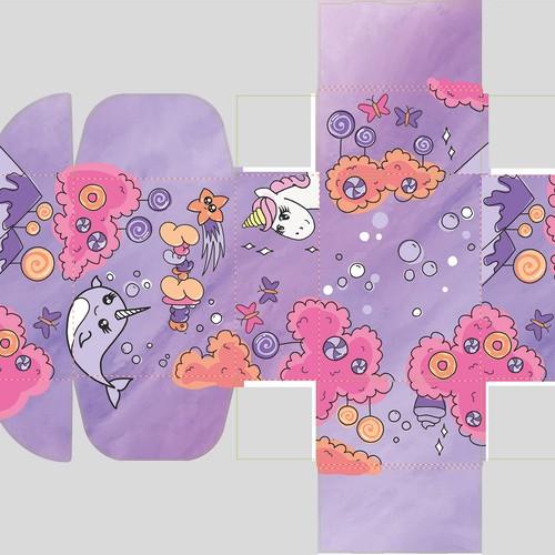 Diseño finalista de Anna Malynovska
