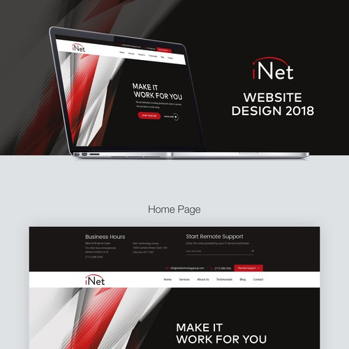 Runner-up design by Iconic Graphics