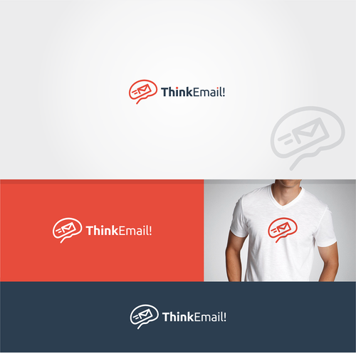 "Please design a logo for ""ThinkEmail!"" - an email ..."