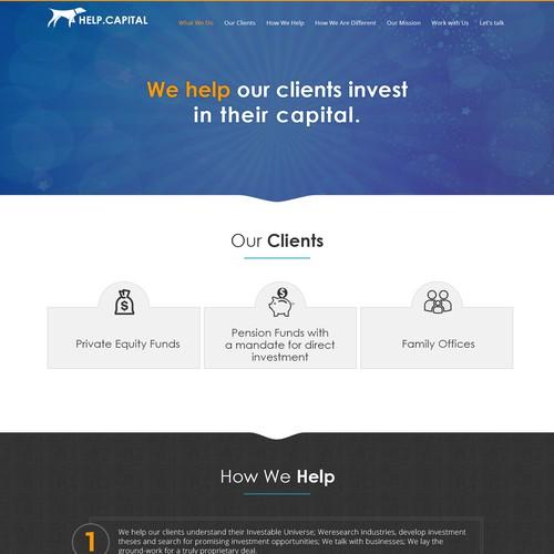 Runner-up design by DesignFits Solutions