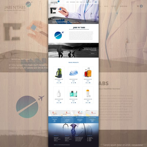 Runner-up design by Trinyx Labs