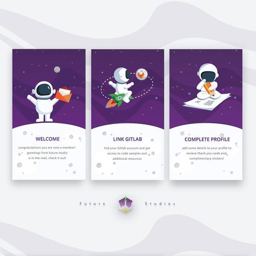 Runner-up design by KarenW-Design