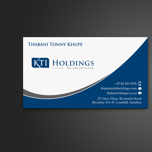 Kti business cards business card contest runner up design by chandrayaaneative colourmoves