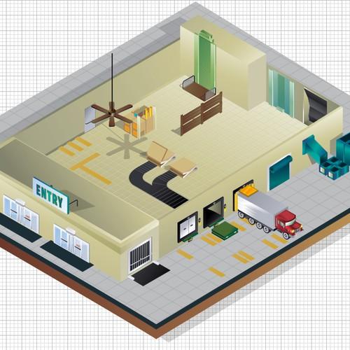 Diseño finalista de PortaStudios
